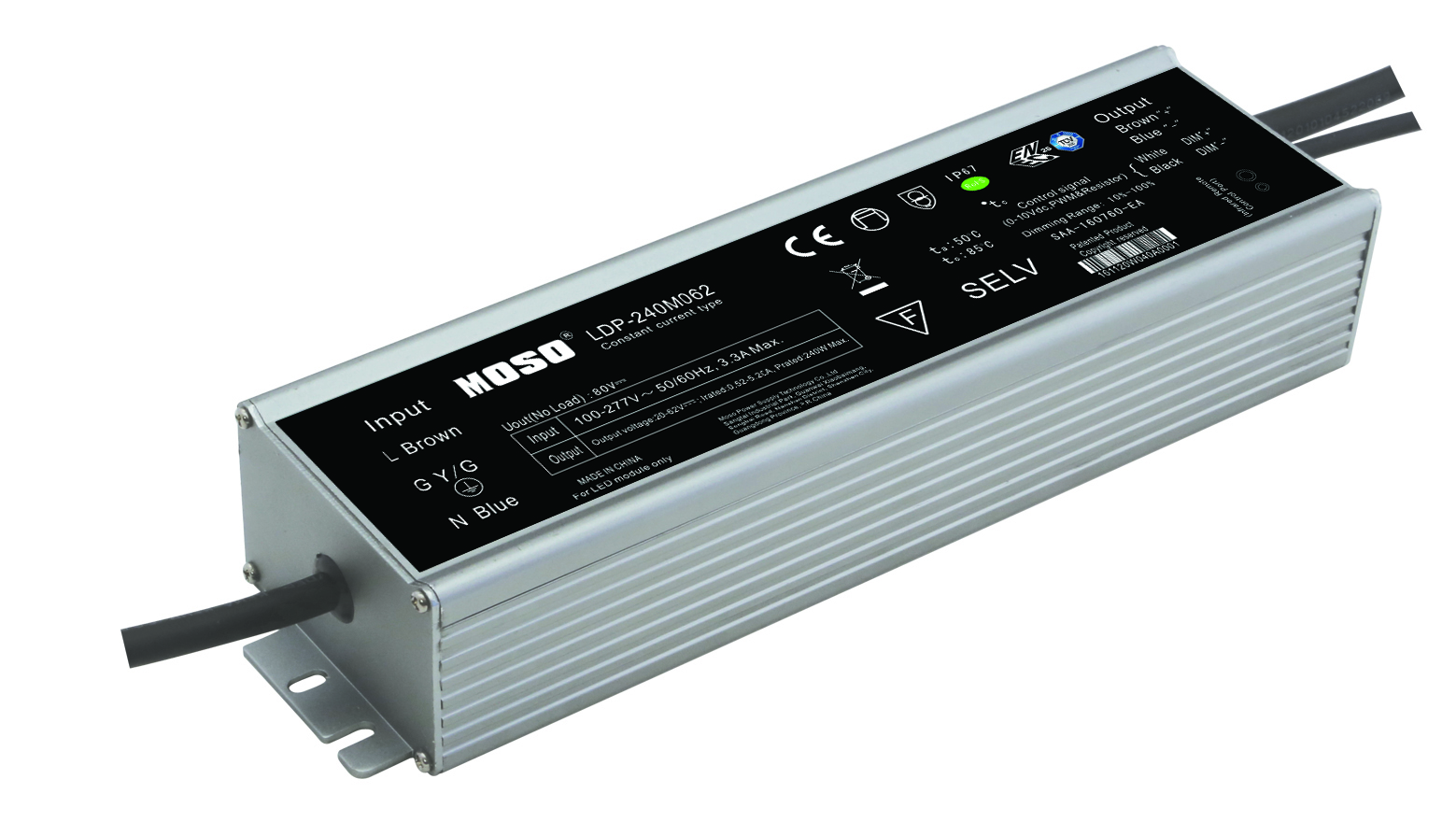 Ldp 240w Constant Current Led Driver