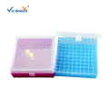 Plastic Freeze Tube Box Lab Verbrauchsmaterial