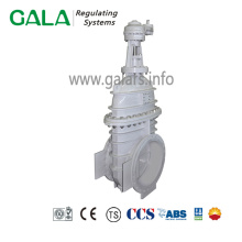 BS NRS Metal Seated Heavy pattern Vertical Gate Valve