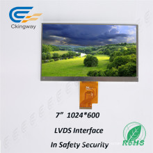 """Ckingway 7 """"Módulo de color LCD de visualización al aire libre"""