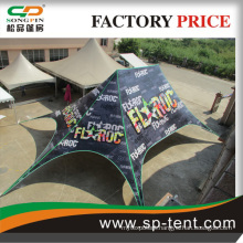 12*17m car garage tents, inflatable garage tent, mobile carport tent