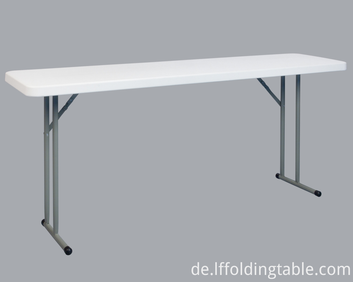 6FT HDPE Folding Table
