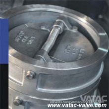 API 594 Double Disc Wafer Type Swing Check Valve
