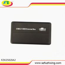"2.5 ""Inch IDE USB 2.0 Caja de disco duro externo"