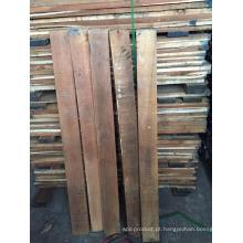 Primeira mão não polonês, mas Kd Ab Grade Acacia Wood Timber.