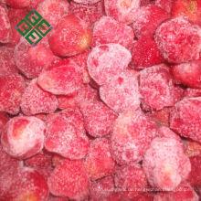 köstliche gefrorene gemischte Gemüse gefrorene Fruchterdbeere