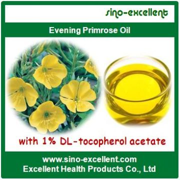 Evening Primrose Oil con 1% di DL-tocoferolo acetato