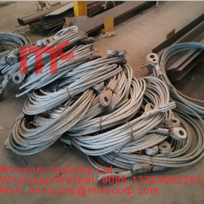 safety wire rope
