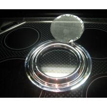 ISO 9001 acero inoxidable hecho girar piezas
