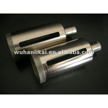 electroplated diamond jack hammer bits