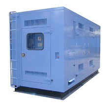 Electric Soundproof Container Generator Set 20-500kVA