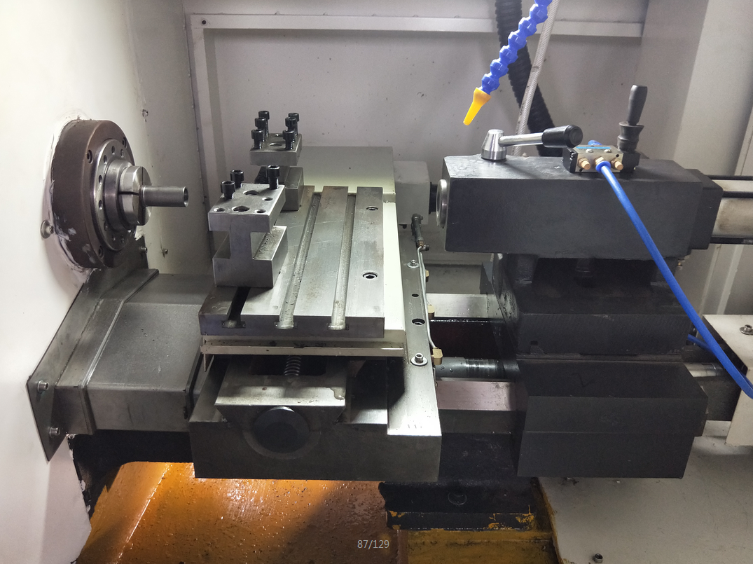cnc mini lathe machine metal