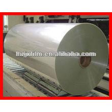 Heißsiegelbare Polyesterfolie