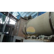 Séchoir rotatif de Sunstrike de sable silice usagée industrielle