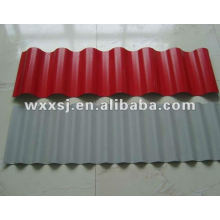 prepainted galvanized trapezoid roofing steel sheet