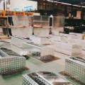Großhandel Doppel Eisendraht Aluminium Werkzeugkästen für Kofferraum Großhandel Doppel Eisendraht Aluminium Werkzeugkästen für Kofferraum