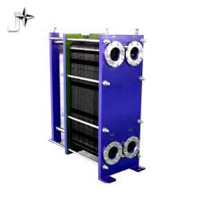 Intercambiador de calor tipo placa Gea Lwc100t con 304 / 316L
