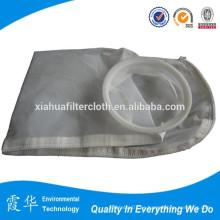 Bolsa de leche de nuez larga con anillo de plástico