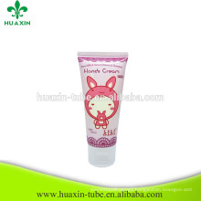 Cosmetics Packaging Gloss Finish Hand Cream Packaging Tubes With 60ml