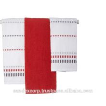 Christmas dish towels cotton