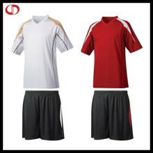 Sport-Polyester-Fußball-Uniform für Männer