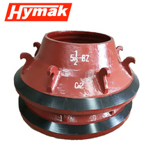 mantle bowl liner cone crusher parts