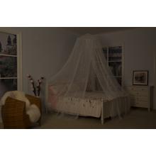 Uma tenda para evitar picadas de mosquito