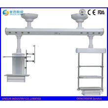 Suspension de plafond médical de pont ICU