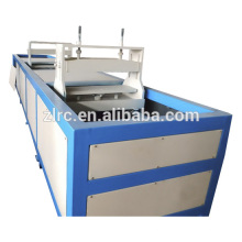 Pultrusion machine for FRP door and window profiles
