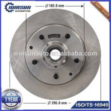 Nabenbaugruppe 52008218 Bremsscheibenrotor für DODGE