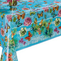 Housses de table ajustées imprimées Pvc Piece Table Runner