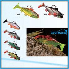 6cm/8cm/10cm Popular Lead Soft Lure Fishing Lure