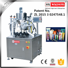 Hand Lotion Filling/Hand Lotion Tube Sealing/Hand Lotion Tube Filling And Sealing Machine
