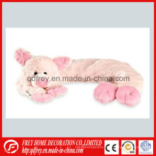 Microwaveable Lavender Bed Warmer Animal Pig Neck Pillow