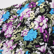 CVC 60/40 Plain Printed Clothing Fabrics