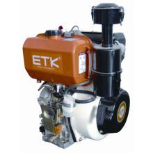 Дополнительная масляная ванна с дизельным двигателем