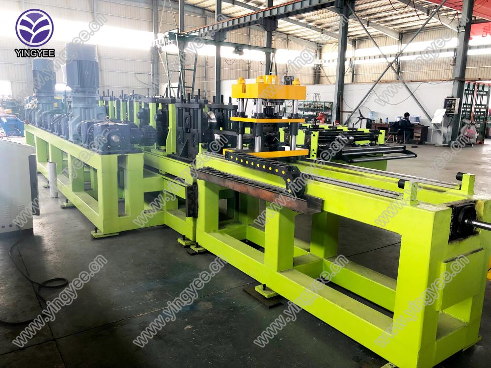 Steel Angle Roll Froming Machine From Yingyee001