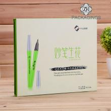 Luxury cosmetic packaging custom handmade box