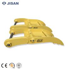 Гидровлический двухстворчатый пальцы гидравлические пальцы на экскаватор 23-30 тонн