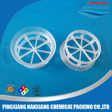 Plastic Casade ring for plastic random packing