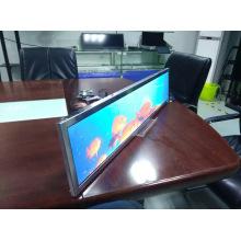 55inch verlängerte LCD-Anzeige