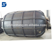 Rib Type Pneumatic Fender Craddle in Steel marine Painted