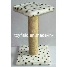 Gato, escalador, animal estimação, brinquedo, casa, mobília, gato, árvore