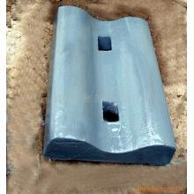Concasseur alliage de fonte d'acier marteaux