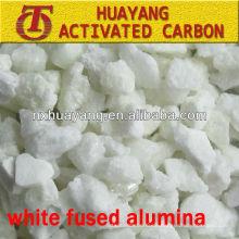 WFA 1.92g / cm3 Schüttdichte Weiß Fused Alumina günstigen Preis