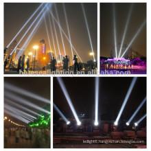 GuangZhou powerful 2/3/4/5/6/7/10KW long range light sky moving head