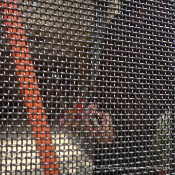 Écran de porte de sécurité de maille de fenêtre d'écran d'alarme d'acier inoxydable