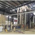 Ligne de production de revêtement de sol en MDF