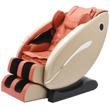 Electric Luxury SL Track Back Full Body Shiatsu Body Shape Detection Massage Chair 3D Zero Gravity Recliner Chair Massage