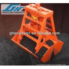 30T wireless remote control grab,remote control grab for loading bulk material